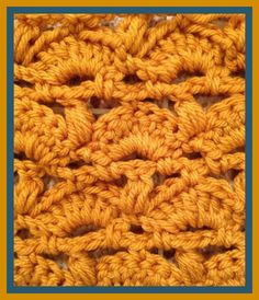 Goldenrod stitch instruction