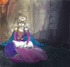 Queen Nerissa by luisa0923 on deviantART