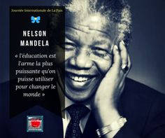 #JournéeInternationaledelaPaix Citation de Mandela