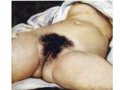 """""""El origen del mundo"""", la obra más controvertida de Courbet"""