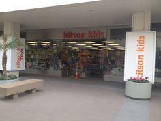 Kitson Kids Store on Robertson Blvd Los Angeles California