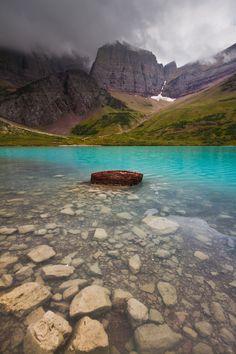 Cracker Lake, Glacier National Park, Montana | by... - The World Around Us