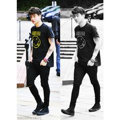 monochromvtic ❤ liked on Polyvore featuring 5sos, calum hood and pictures