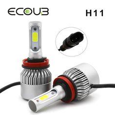 For Hyundai Santa Fe MK2 H7 H7 501 55w ICE Blue Xenon High//Low//Side Light Bulbs