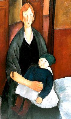 modigliani-maternidad-museos-y-pinturas-juan-carlos-boveri.jpg 402×670 pixel