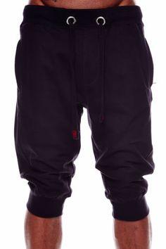b5f4383a940283 Mens jordan craig basic fleece jogger shorts
