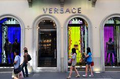 Compras en Milán, Via Montenapoleon/MILAN EN DOS DIAS Places To See, Street View, Google, Shopping, City