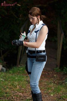 Jill Vallentine Resident Evil / Biohazard STARS Arrange cosplay VII by Rejiclad