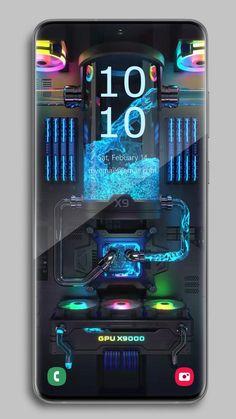 X9 Gaming PC RGB 1 - Video Wallpaper
