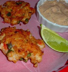 Live.Love.Eat: Shrimp Fritters