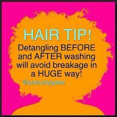 Hair care Ideas : Hair Tip #3