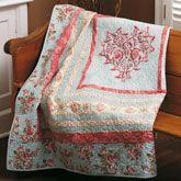 I Love You, Always Quilt Kit from ShopFonsandPorter.com