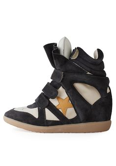 the perfect shoe. Isabel Marant / Bayley High-Top Sneaker