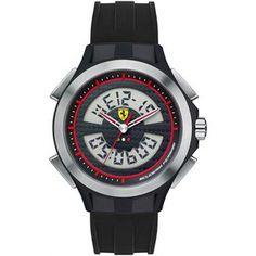Herren Uhr Ferrari 0830018