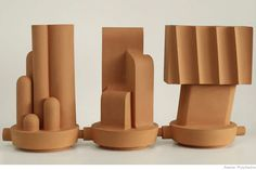 Ceramic Inspirations from Atelier Polyhedre
