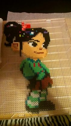 Wreck it ralph perler beads