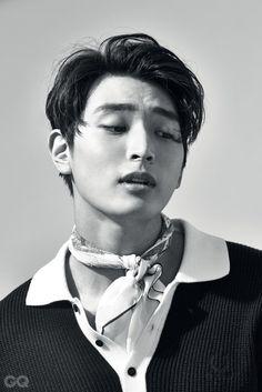 Jin Woon - GQ Magazine July Issue '16