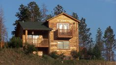Romantic Cabins in the Mountains | Cabin Vacation in Colorado Romantic Rocky Mountain Lodging CO