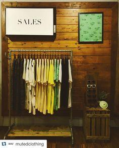 STURDY vestidito de REBAJAS MUTED  #Repost @mutedclothing  Last Sales at The Store Últimas cositas en rebajas antes de la inminente llegada de la nueva colección!! En el Sturdy de @batlloconcept todo se ve mejor ehh!!!  Not Just a Brand but a Lifestyle #sturdy#clothesrack#batllopieces#pipefurniture#uniquepieces#design#furnituredesign#handmade#batlloconcept#store#urbanwear#sales#muted#donostia by batlloconcept
