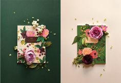 dying over this 3D and paper styling // rifle lookbook
