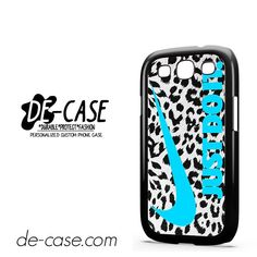 Nike Leopard Just Do It DEAL-7909 Samsung Phonecase Cover For Samsung Galaxy S3 / S3 Mini