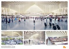 RSHP Wins Competition to Expand Taiwan's Largest Airport,© Taiwan Taoyuan International Airport Taiwan Taoyuan International Airport, Win Competitions, Airport Lounge, Airport Photos, Aviation, Gallery, Travel, Terminal, Airports