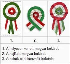 kokárda Hungary History, Republic Day, Julia, Fantasy World, Independence Day, Holiday Decor, Blog, Spring, Diy