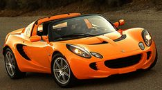 I Love this car, and in Orange!! If I could splurge I would have this! This car is totally me!