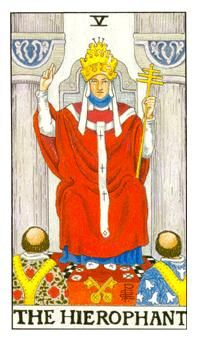 Learn how to read the hierophant Card in the major arcana of the Rider waite deck of Tarot cards from Amanda Goldson, who is a Tarot Coach and Author and has over 16 years experience of reading and teaching tarot cards Major Arcana Cards, Tarot Major Arcana, Celtic Zodiac Signs, Tarot Cards For Beginners, Tarot Gratis, Free Tarot Reading, Mandala, The Hierophant, Rider Waite Tarot