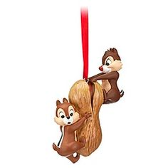 Chip an' Dale Ornament