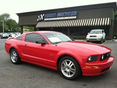 Used 2005 Ford Mustang For Sale | Pensacola FL