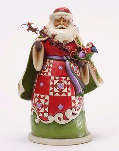 Heartwood Creek Christmas Miracles Santa Claus Figurine by Jim Shore 19907 | eBay