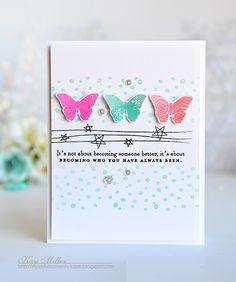 My Joyful Moments: Butterfly Inspirations
