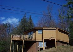Bunny's Place 809 Chalet in Gatlinburg TN....2nd fave