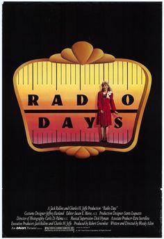 Radio Days (1987) Stars: Mia Farrow, Dianne Wiest, Mike Starr, Paul Herman, Don Pardo, Julie Kavner, Wallace Shawn, Seth Green, Michael Tucker ~ Director: Woody Allen (Nominated for 2 Oscars)