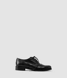 Womens Leah Shoe / AllSaints!!