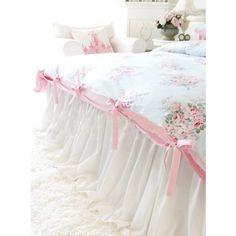 Shabby Chic Bedding Sets | Shabby Chic Duvet Cover 3pcs Set Queen