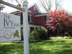 Ivy Inn Restaurant - took Melissa here for her 21st birthday & her graduation! YUM!