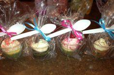 Cupcakes! Dreamsicle, Cherry Limeade, Chocolate Peanut Butter Caramel, Pumpkin Cheesecake  - individuals