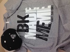 Brooklyn Made Me ME tee by Coast 2wo Coast Clothing Collection