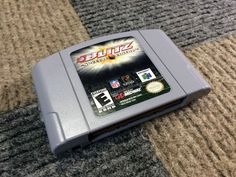 NFL BLITZ SPECIAL EDITION NINTENDO 64 N64 SYSTEM GAME CLEANED WORKS PERFECTLY