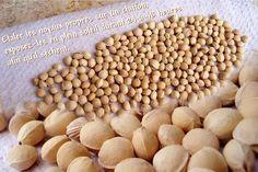 préparation des noyaux de cerises pour bouillotte sèche