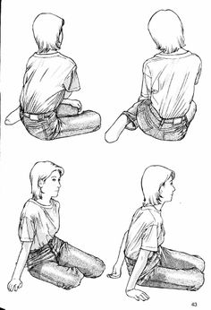 How to Draw Manga Vol. 4 Dressing Your Characters in Casual - body perspective 5 Body Drawing, Manga Drawing, Figure Drawing, Drawing Reference Poses, Drawing Poses, Art Reference, Character Design Animation, Character Design References, Art Sketches