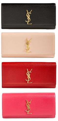 YSL Clutch please ;)