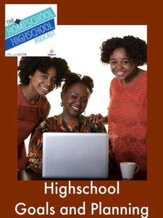 HSHSP Ep Highschool Goals and Planning. Why homeschool highschool if you don't have solid goals? How can you have fun planning highschool years? High School Curriculum, Writing Curriculum, Homeschooling, High School Years, Goal Planning, High School Students, Goals, How To Plan, School Plan