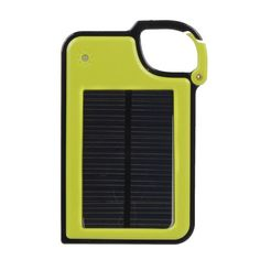 1450mAh Mini Hook Portable Power Bank Solar Charger For Cellphone