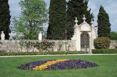 Villa Valmarana ai Nani, Vicenza, Italia.