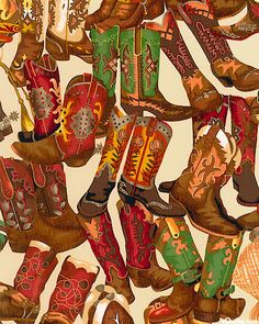 Round Up - Dress Boots - at eQuilter.com