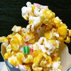 Candy Cane popcorn Mais soufflé à la canne de Noël Popcorn, Risotto, Cauliflower, Vegetables, Ethnic Recipes, Original Recipe, Cauliflowers, Vegetable Recipes, Cucumber