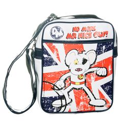 Take the world's greatest and smallest secret agent with you everywhere with our official Danger Mouse accessories. Danger Mouse, Union Jack, Flight Bag, Lunch Box, Gift Ideas, British, Gifts, Bags, Shopping